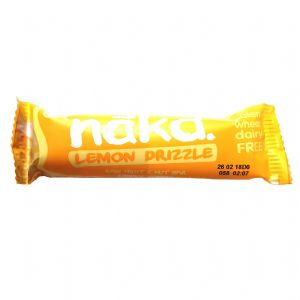 Lemon Drizzle - Nakd Raw Fruit & Nuts Bars 35g